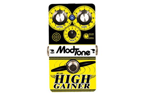 Modtone MT-HG High Gainer Guitar Effect Pedal