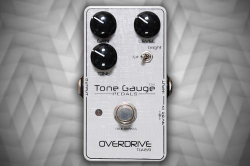 Tone Gauge TG459 Overdrive Guitar Effect Pedal