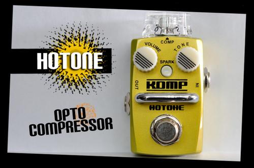 Hotone Skyline Series KOMP Analog Compressor Guitar Effects Pedal