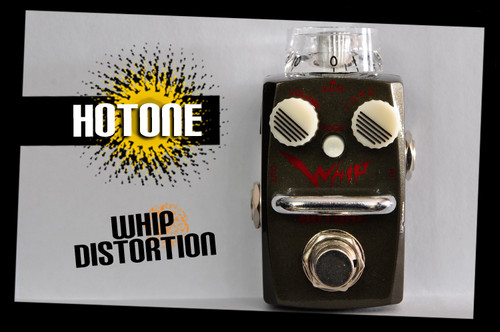 Hotone Skyline Series WHIP Analog Metal Guitar Effects Pedal