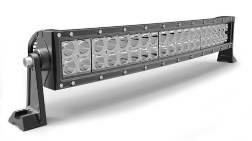 32 Curved Cree Led Light Bar Dual Row Combo Beam Hvc G180
