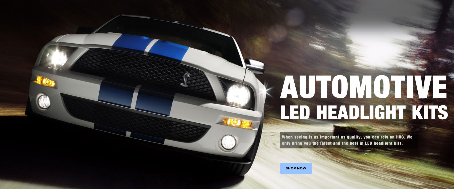 Canada's Best Automotive LED kits & HID kits - HID VISION CANADA