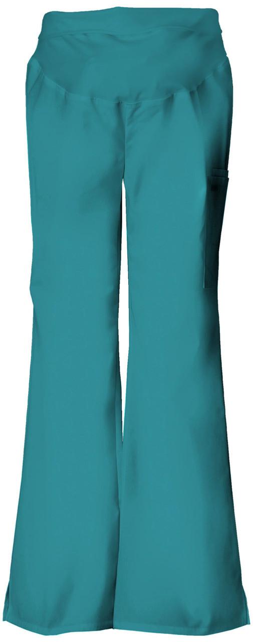 d3eebe64b Cherokee Medical 2092 TEAL Pantalón de Maternidad - BODEGA DE ...