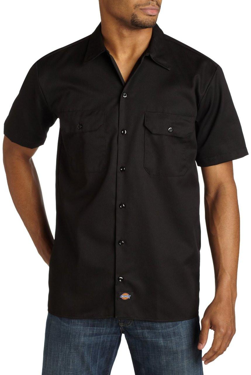 813eeb04d6 Dickies 1574 Camisa Manga Corta para Trabajo - BODEGA DE UNIFORMES ...