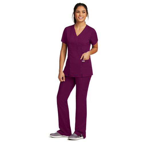 Grey's Anatomy by Barco 41101-65 Filipina Medica de Uniforme Quirurgico