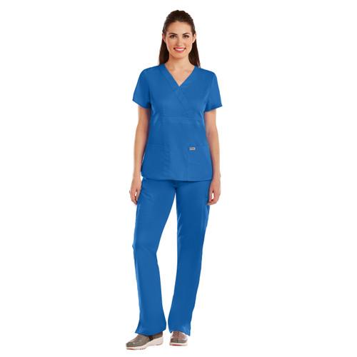 Grey's Anatomy by Barco 4153-8 Filipina Medica de Uniforme Quirurgico