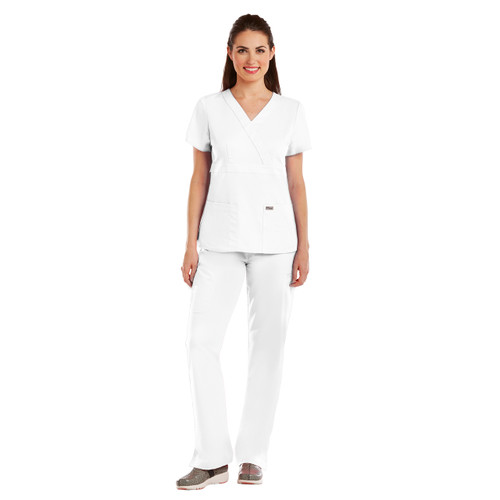Grey's Anatomy by Barco 4153-10 Filipina Medica de Uniforme Quirurgico