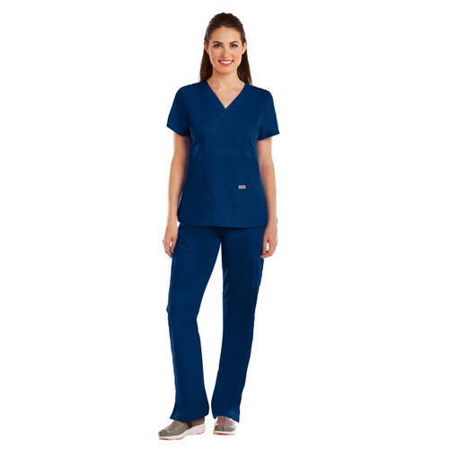 Grey's Anatomy by Barco 4153-23 Filipina Medica de Uniforme Quirurgico
