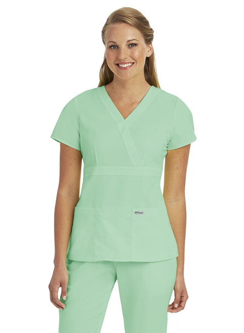 Grey's Anatomy by Barco 4153-319 Filipina Medica de Uniforme Quirurgico