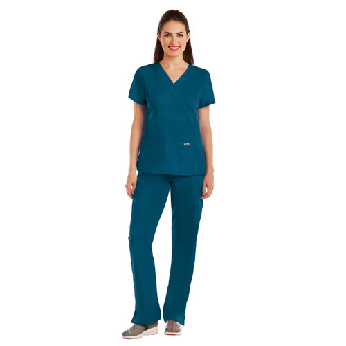 Grey's Anatomy by Barco 4153-328 Filipina Medica de Uniforme Quirurgico