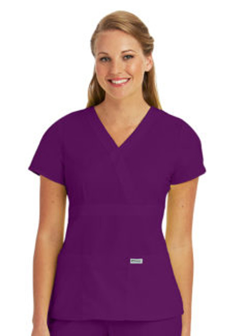 Grey's Anatomy by Barco 4153-59 Filipina Medica de Uniforme Quirurgico