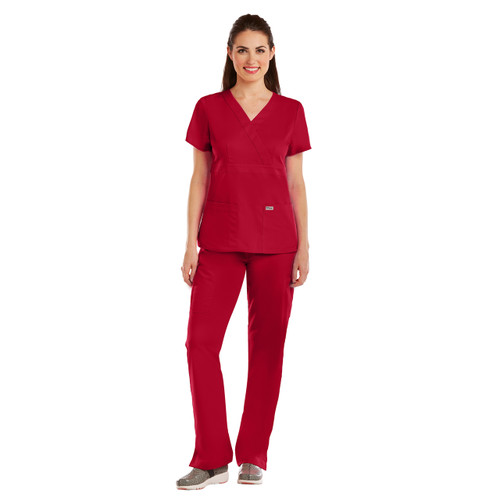Grey's Anatomy by Barco 4153 Filipina Medica de Uniforme Quirurgico