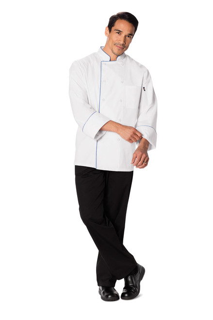 Dickies Chef DC411-WTRO Filipina de Chef