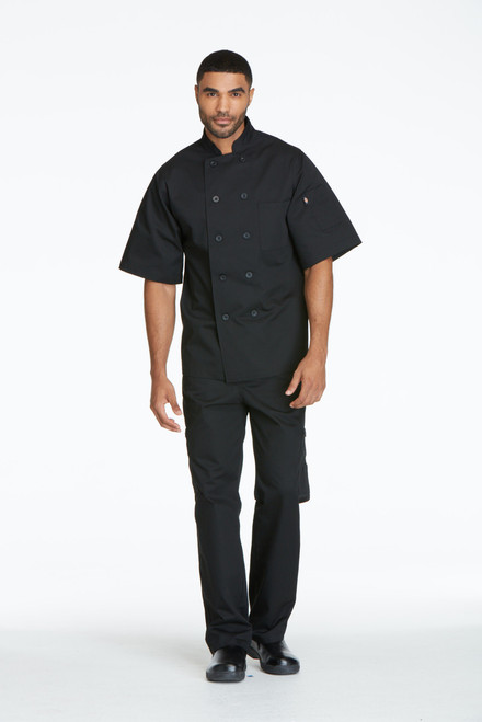 Dickies Chef DC49-BLK Filipina de Chef