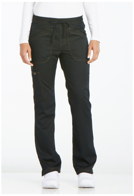 Dickies Medical DK106-BLK Pantalon Medico