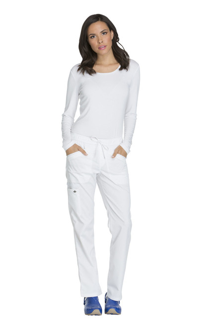 Dickies Medical DK106-WHT Pantalon Medico