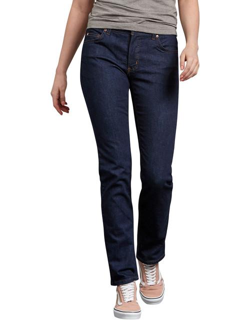 Dickies FD146  Pantalon Perfect Shape en Mezclilla