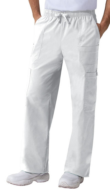 Dickies Medical 81103 Pantalon de Hombre Tipo Cargo con Jareta