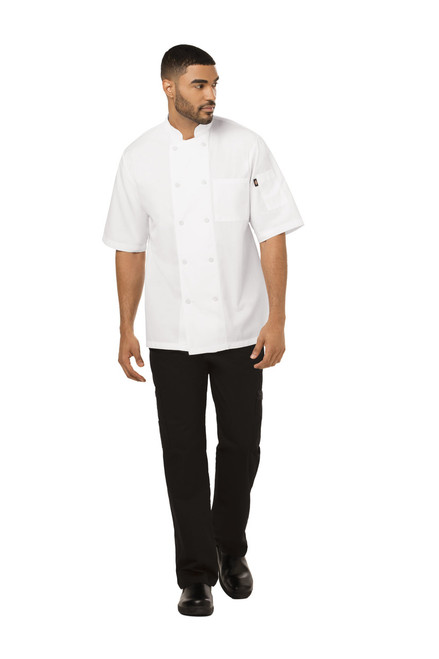 Dickies Chef DC412-WHT Filipina de Chef