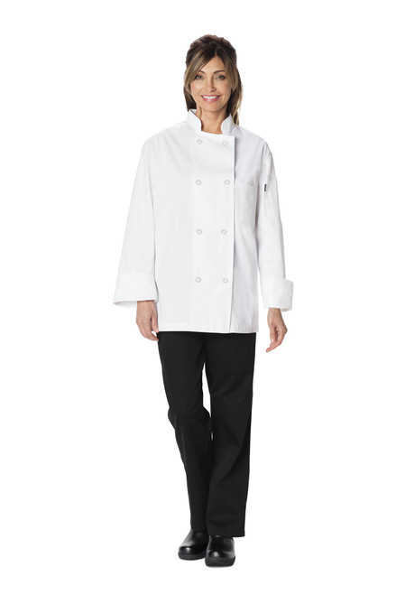 Dickies Chef DC45-WHT Filipina de Chef