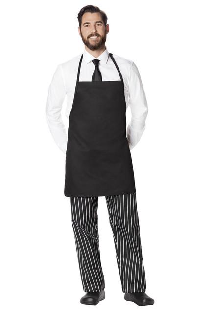 Dickies Chef DC52-BLK Mandil para Chef