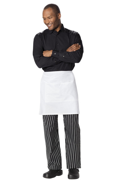 Dickies Chef DC57-WHT Mandil para Chef