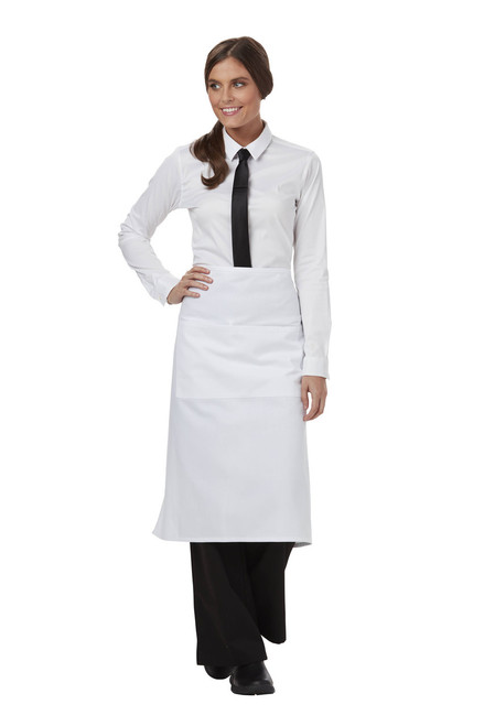 Dickies Chef DC58-WHT Mandil para Chef