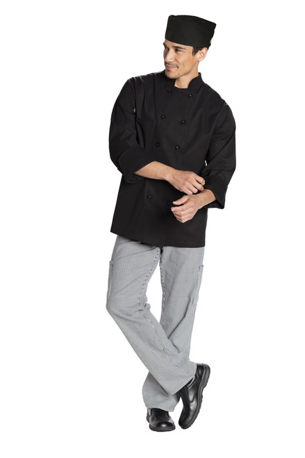 Dickies Chef DC59-BLK Gorro para Chef