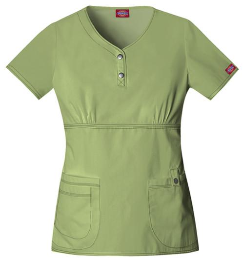 3671dacf7 Dickies Medical 82721 Filipina Youtility Multi Pocket para Mujer ...