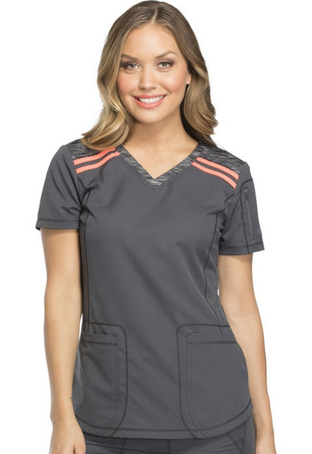 Dickies Medical DK740-PWT Filipina Medica
