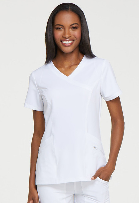 Dickies Medical DK660-WHT Filipina Medica