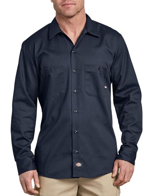 Dickies LL307 Camisa Industrial 100% Algodón