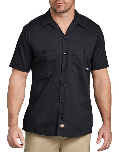 Dickies LS307 Camisa 100% Algodon Manga Corta