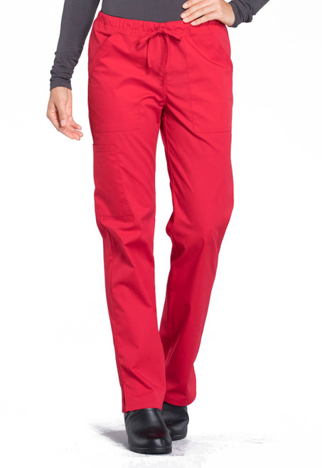Cherokee WW160-RED Pantalon Medico