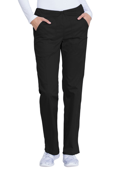 Dickies Medical GD100-BLK X Pantalon Medico