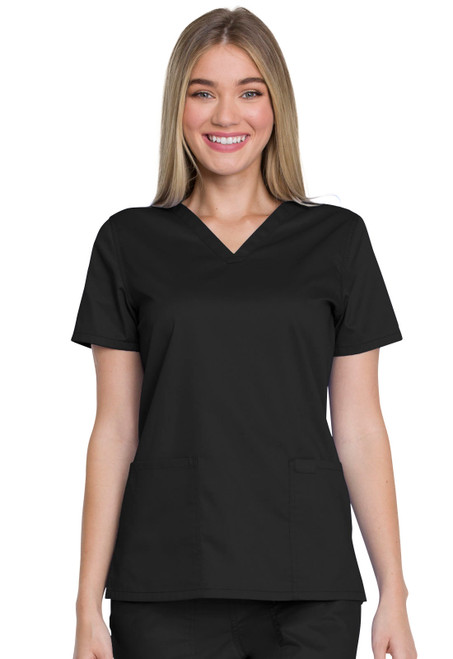 Dickies Medical GD600-BLK Filipina Medica