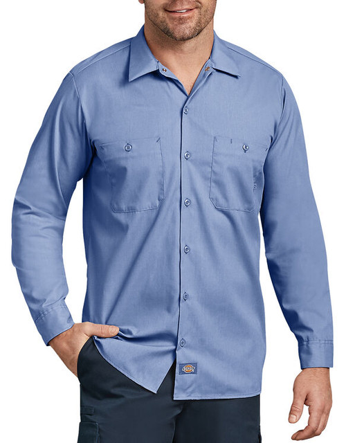 Dickies LL535 Camisa Manga Larga para Trabajo