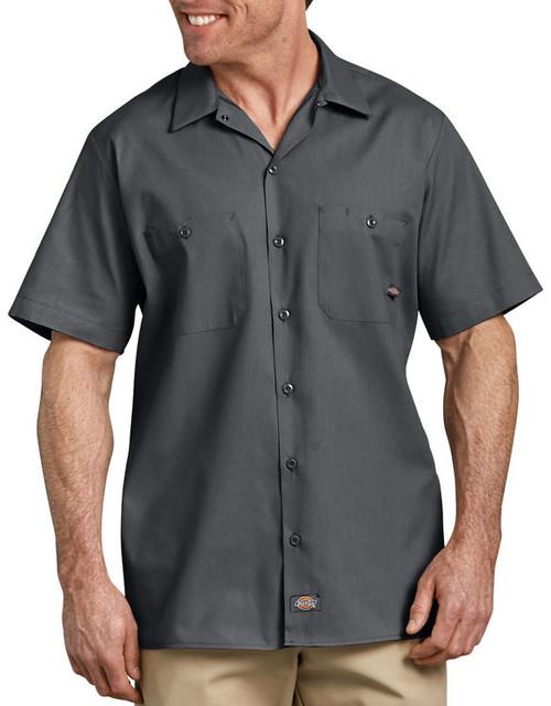 Dickies LS535 Camisa Manga Corta para Trabajo