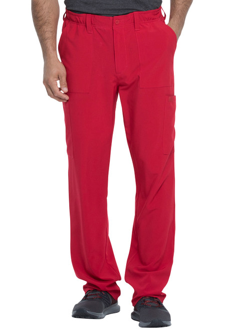 Dickies Medical DK015-RED Pantalon Medico
