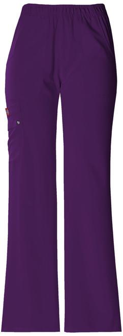 Dickies Medical 82012 Pantalon Acampanado con Resorte para Mujer