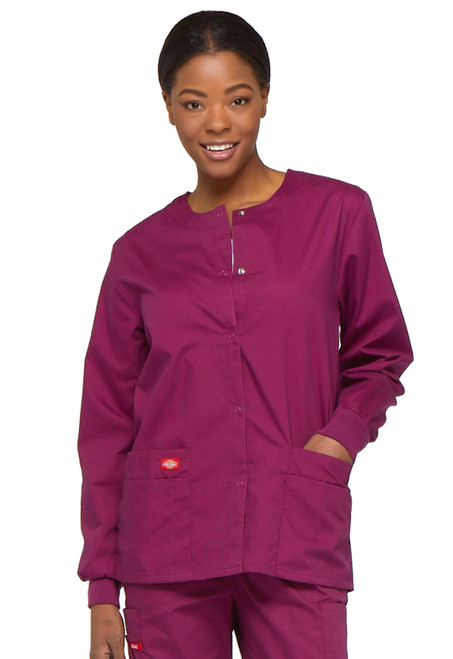 Dickies Medical 86306-WIWZ Sudadera de Punos