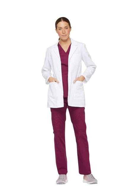 Dickies Medical 82403 Bata Larga de Mujer