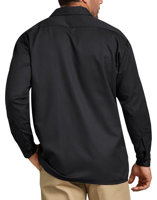 064ab75f73 ... Dickies 574 Camisa Manga Larga para Trabajo Rudo en  www.bodegadeuniformes.com ...