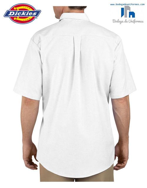 5076fa3167 Dickies SS46 Camisa Oxford Manga Corta - BODEGA DE UNIFORMES ...