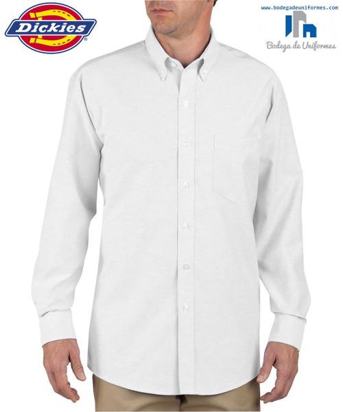 5ef883a778 Dickies SS36 Camisa Oxford Manga Larga - BODEGA DE UNIFORMES ...