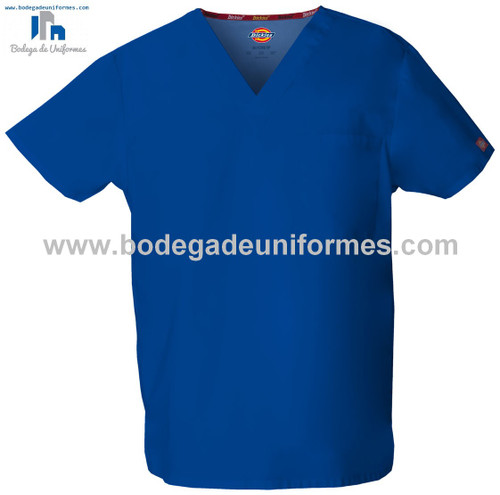 Dickies Medical 83706 GBWZ Filipina unisex cuello V