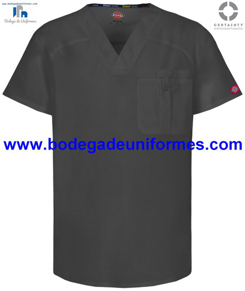 DICKIES 81714A-PTWZ FILIPINA - UNIFORMES MEDICOS