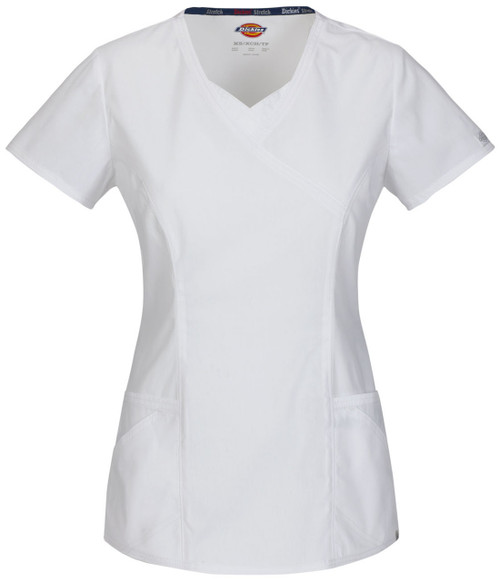DICKIES 85954A-WHWZ FILIPINA  - UNIFORMES MEDICOS