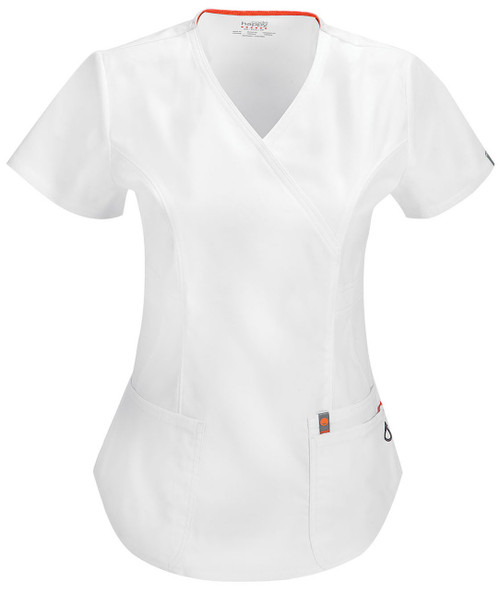 CODE HAPPY 46601AB-WHCH FILIPINA - UNIFORMES MEDICOS