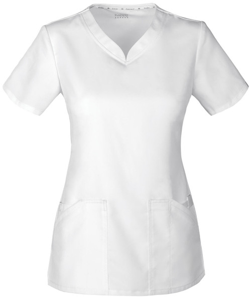 CODE HAPPY CH602A-WHIH FILIPINA - UNIFORMES MEDICOS